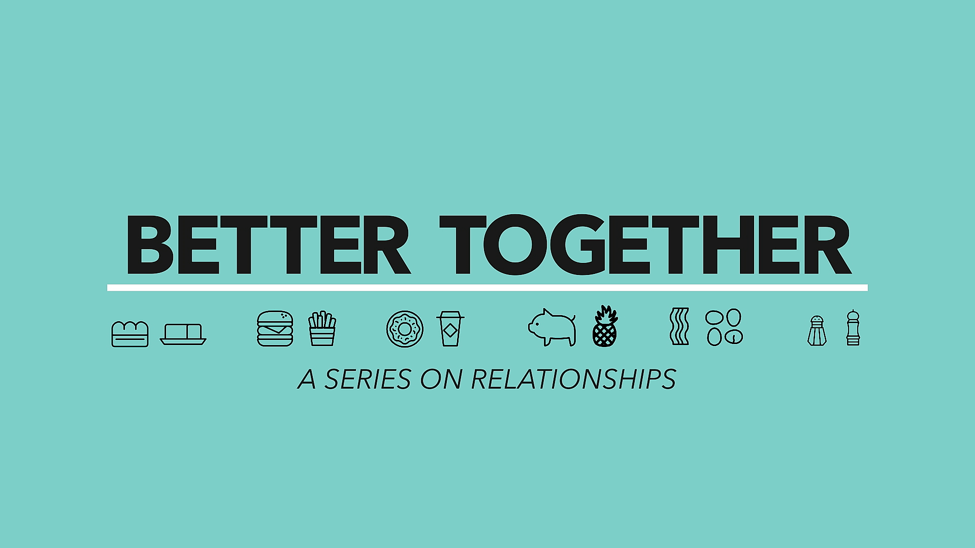 better together anchor church